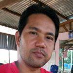 Mohd Zulwawi Hassim artist Malaysia. b. 1973 portrait web