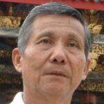 Chong Hon Fatt artist. Born 1941 square