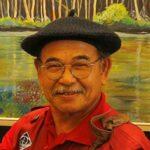 Judin Ahmad artist Portrait Photo web