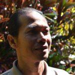 Maitree Homthong Thai artist portait web