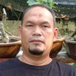 Ramli Samsuri Malaysian artist portrait photo