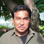 Abd Rani Majid Malaysian artist portrait