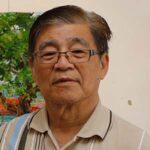 Khoo Boon Seng 邱文成 Malaysian artist portrait
