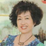 Shirley Chu Siow Eng 朱绍瑛 Malaysian artist photo